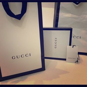 🆕 Listing! Authentic Gucci packaging